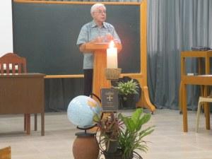 Fr. Giulio F. Mariani, PIME