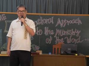 Fr. Gil Alinsangan