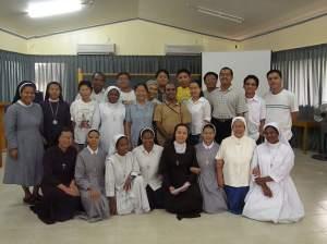 Fr. Jeya closing, Masaya b-day, flowers 012